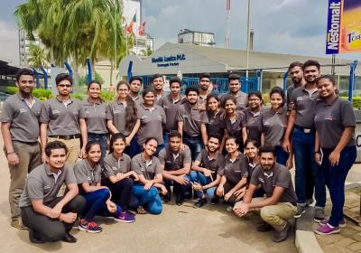 Diploma in People Skills- Factory Visit @ Nestle