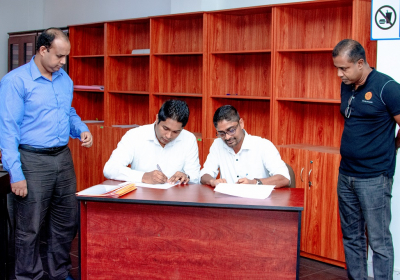 DMM join hands with SME's