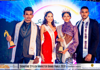 Signature Stylish Marketer 2018