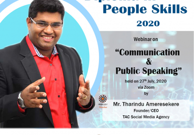 Communication and Public Speaking