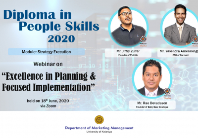 Excellence in Planning & Focused Implementation