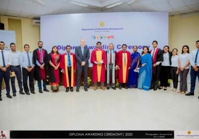 Diploma Awarding Ceremony (DPS & DERP) 2020