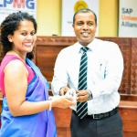 The Certificate Awarding Ceremony of Diploma in People Skills Facilitated by Nestlé Lanka PLC